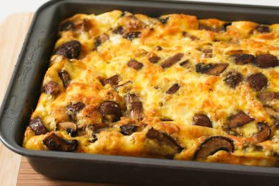 Odessa Mushroom Julienne casserole recipe - odessa mushroom julienne ...