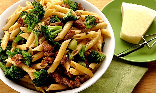 Pasta With Broccoli And Italian Sausage pasta recipe - pasta with broccoli