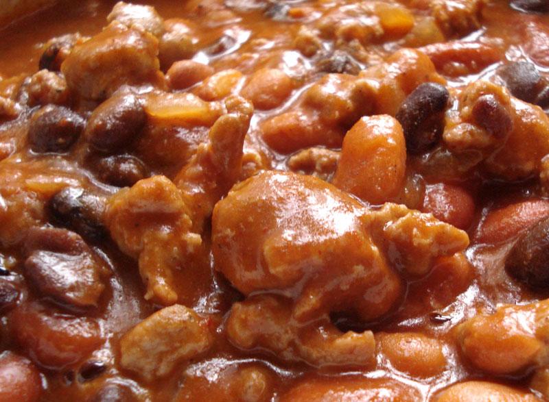 Pumpkin Turkey Chili poultry recipe - pumpkin turkey chili dish ...