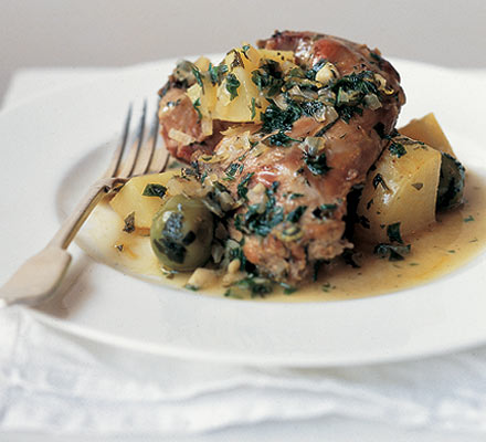 Portuguese Rabbit Hunter Style Recipes — Dishmaps