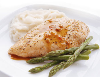 Smothered Chicken Breasts poultry recipe - smothered chicken breasts ...