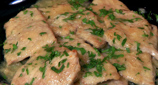 Veal dishes recipes