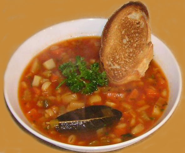 Winter Vegetable Soup soup recipe - winter vegetable soup dish cooking